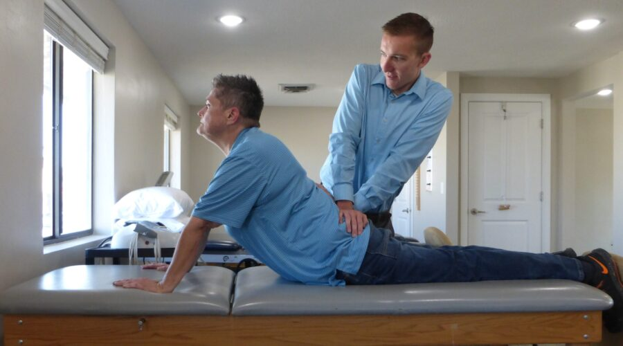 Manage Your Own Pain with the McKenzie Method